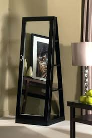 Full Length Mirror Jewelry Storage Modern Armoire Wardrobe Simple Dressing Room With Full Length