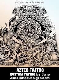 best 25 aztec tribal tattoos ideas on pinterest arm tattoos