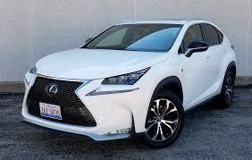 lexus tests test drive 2016 lexus nx 200t f sport the daily drive