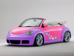 pink volkswagen beetle spaccer höherlegungssatz höherlegungskit vw beetle höher legen
