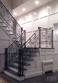 Iron Handrail For Stairs Staircase Iron Railings Designs Halflifetr Info