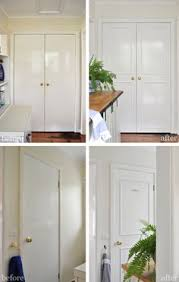 How To Decorate Master Bedroom Oh What A Difference Some Trim Makes Moldings Nest And Doors