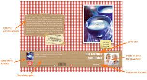 coffret livre de cuisine livre personnalisé de cuisine collection cadeau