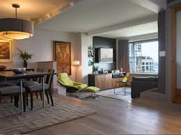 Wooden Interior by Berlin Apartment Retro Style Modern Interior Design
