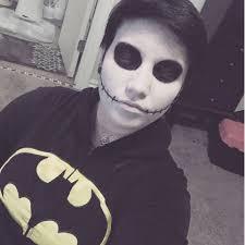 jack skellington cosplay makeup jack nightmarebeforechristmas