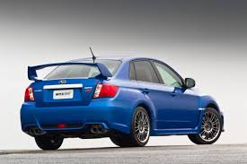subaru wrx sti 2011 2011 subaru impreza wrx sti sedan review performancedrive