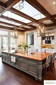 how big is a kitchen island best 25 large kitchen interior ideas on large kitchen