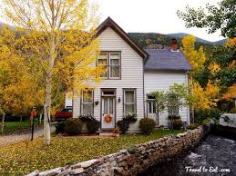 Gothic Revival Home Victorian Houses Of Georgetown Colorado Travel To Eat