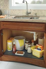 sink kitchen cabinet mat rubber cabinet mat for your sink base cabinet