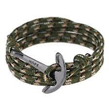 anchor wrap bracelet images Men adjustable nautical anchor wrap cuff bracelets jpg