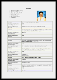 Resumes For Job by Amazing Resume For Job Application U2013 Resume Template For Free