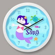 Personalized Picture Clocks Olive Kids Wall Clocks You U0027ll Love Wayfair