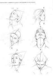 profile drawing by elena ciuprina elena ciuprina illustration