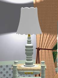 woodturning lathe projects plans bedside bedroom table lamp