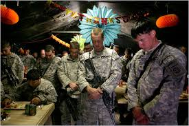 remember our troops on thanksgiving from orange county ca car