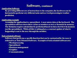 Spreadsheet Software Examples Ios110 Introduction To Operating Systems Using Windows Instructor