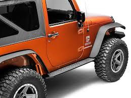 jeep wrangler rock lights deegan 38 wrangler hd rock sliders w led rock lights j108788 07 17