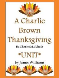 a brown thanksgiving book unit by the teachers aide tpt