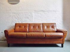 1970s Leather Sofa 1950s Danish Sofa Bed 60e Pinterest Mid Century Modern