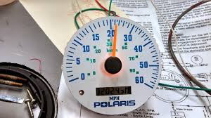 ka7oei u0027s blog repair of the speedometer on a polaris sportsman