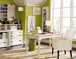 Best Inspiring Home Offices Images On Pinterest Office - Home office in living room design