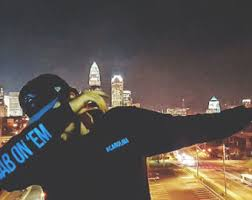 fan made t shirts the dab on em t shirt fan made carolina panthers gear dabbing