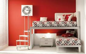 little boys bedroom red blue and action packed home multipurpose