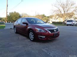 nissan altima 2015 blue 2015 nissan altima 2 5 s for sale in houston tx stock 14972