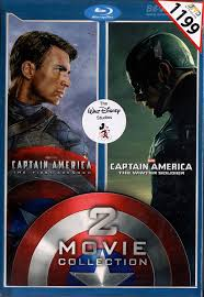 film blu thailand captain america 2 film collection blu ray box set thailand hi