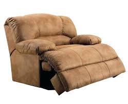 Microfiber Recliner Sofa by Oversized Microfiber Recliner Oversized Recliner Furniture