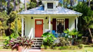 a sweet little southern style cottage charming small house
