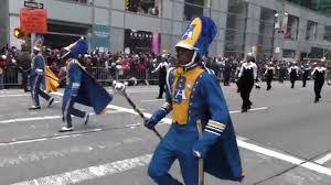 thanksgiving day parade nyc 2014 bahamian marching band