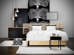 Ikea Bedroom Design Ikea Bedroom Designs A Large Bedroom With Big Black Bed Standing