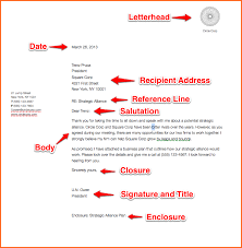 best ideas of business letter sample with reference line with