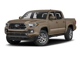 new 2017 toyota tacoma truck double cab quicksand for sale