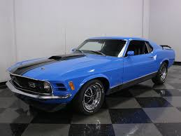 mustang mach 1 1970 grabber blue 1970 ford mustang mach 1 for sale mcg marketplace