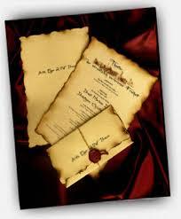 paper for invitations vintage wedding invitation horizon team parchment paper