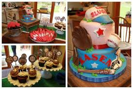 Sports Baby Shower Centerpieces by Sports Themed Baby Shower Cakes 2 Tier Theme Diaper Cakes Baby