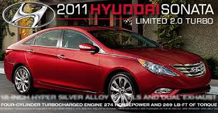 2011 hyundai sonata limited turbo car review photos and pics of the 2011 hyundai sonata limited 2 0