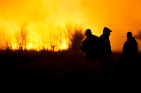 Card Wildfire Alaska by Wildfires In 4 States Kill 6 Force Thousands From Homes Kansas