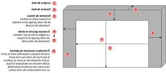 Garage Dimensions Porte De Garage Dimension Dimensional Fund Advisors Dimensions Of