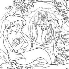 boy mermaid coloring kids drawing coloring pages marisa