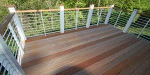 hardwood decking ipe cumaru massa tigerwood and more