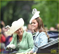 155 kate middleton trooping colour images
