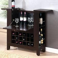 Glass Bar Cabinet Wine Rack Wine Rack Table Bottle Top Holder Storage Glass Bar