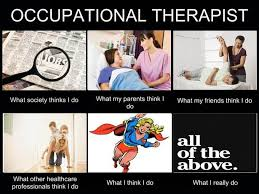 Occupational Therapy Memes - what people think i do what i really do occupational therapist