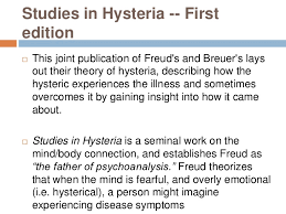 Hysterical Blindness Definition Studies In Hysteria Complete