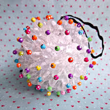 How To Make Homemade Ornaments by Easy Diy Christmas Ornaments I Make Them With Styrofoam Balls