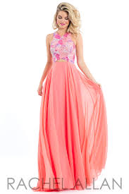 princess prom dresses rachel allan princess style 2107