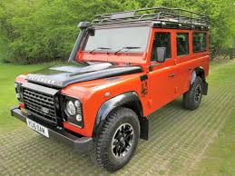 used land rover defender and second hand land rover defender in
